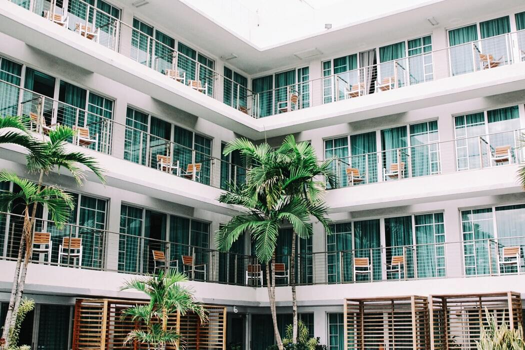 Climatización en el sector hotelero