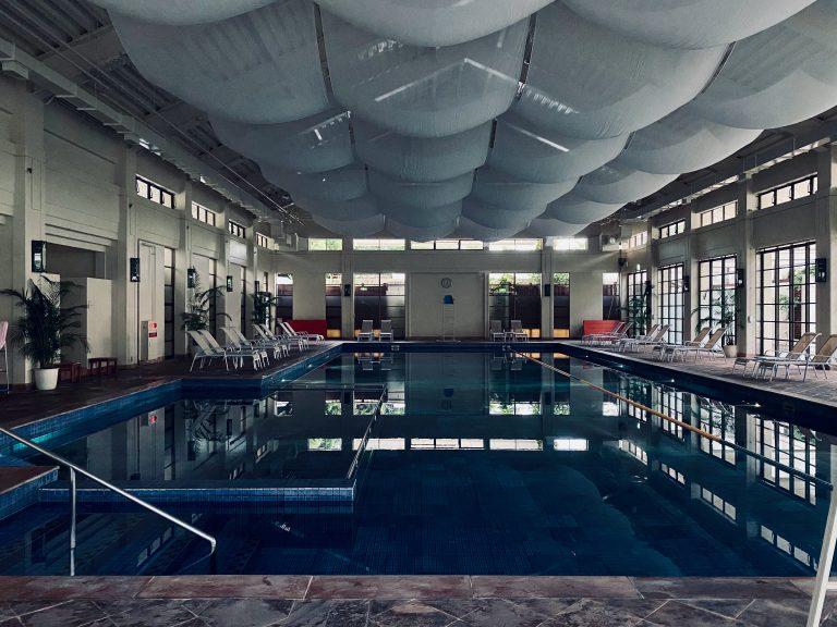 Climatizacion en gimnasios y piscinas de interior